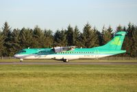 EI-FAV @ EGPH - ATR 72-600