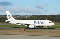 LZ-BHI @ EGPH - Airbus A320-214 - by Mark Pasqualino