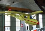 HB-355 - Spalinger S-21H at the Fliegermuseum Altenrhein