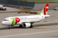 CS-TTS @ VIE - TAP Air Portugal Airbus A319 - by Thomas Ramgraber