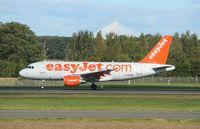 G-EZIM @ EGPH - Airbus A319-111