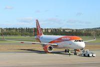 OE-IJX @ EGPH - Airbus A320-214