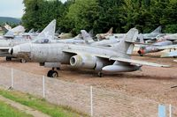 2 - Sud Aviation SO-4050A Vautour IIA, Savigny-Les Beaune Museum - by Yves-Q
