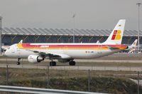 EC-JMR @ LEMD - Iberia A321 - by FerryPNL