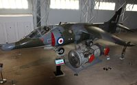 XV277 - Hawker Siddeley Harrier GR.1 at the National Museum of Flight