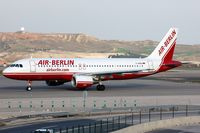 D-ABDQ @ LEMD - Air Berlin A320 moved on to Eurowings. - by FerryPNL