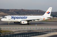 EC-IEJ @ LEMD - Spanair A320 moved on to Vueling as EC-LQL - by FerryPNL