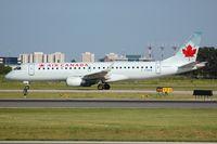 C-FHNW @ CYYZ - Air Canada ERJ190 taxying to the terminal - by FerryPNL