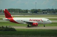 N479TA @ KMCO - Airbus A319-132