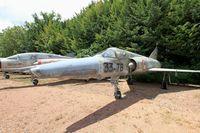 323 - Dassault Mirage IIIR, Savigny-Les Beaune Museum - by Yves-Q