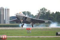 05-4084 @ OSH - F-22A Raptor