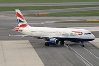 G-EUUA @ VIE - British Airways Airbus A320 - by Thomas Ramgraber