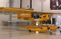 N390SC @ KANE - Piper PA-18-105