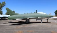 52-5770 @ SUU - F-100A - by Florida Metal