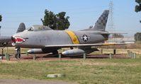 53-1230 @ MER - F-86H