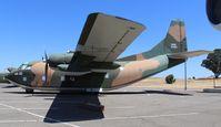 55-4507 @ SUU - C-123B - by Florida Metal