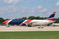 N225NE @ KRFD - Boeing 767-323/ER - by Mark Pasqualino