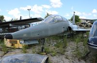 61-0923 - AT-38B at Russell Military Museum