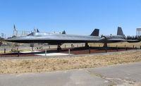 61-7960 @ MER - SR-71A