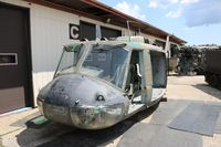 65-10074 - UH-1H at Russell Museum