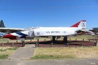 66-0289 @ MER - F-4E Phantom