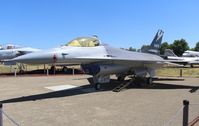 80-0543 @ MER - F-16A