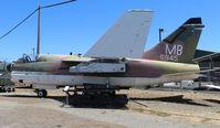159301 @ OAK - A-7E Corsair - by Florida Metal