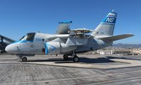 160599 - S-3B on USS Hornet