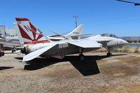 160666 @ OAK - F-14A - by Florida Metal