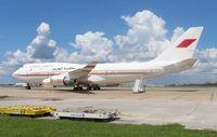 A9C-HAK @ MCO - Bahrain Royal Flight