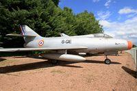 37 - Dassault Mystere IVA, Savigny-Les Beaune Museum - by Yves-Q