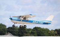N5473Q @ KOSH - Cessna 150L