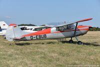 D-EBUB @ EDRV - Cessna 170B - Private - 26934 - D-EBUB - 02.09.2018 - EDRV