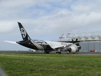 ZK-NZM @ NZAA - engine issues still at AKL - by magnaman
