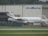 N207JB @ PWK - across runway shot - by magnaman