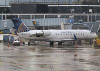 N954SW @ ORD - wet ord - by magnaman