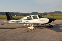 N915DJ @ KSPF - Cirrus at Black Hills-Clyde ice field airport SD
