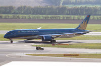 VN-A868 @ LOWW - Vietnam Airlines Boeing 787 - by Andreas Ranner