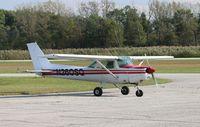 N260SQ @ 05C - Cessna 152