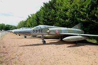 354 - Dassault Mirage IIIRD, Savigny-Les Beaune Museum - by Yves-Q