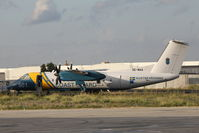 SE-MAA @ LMML - De Havilland Canada DHC-8 SE-MAA/501 Swedish Coast Guard