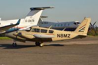 N8MZ @ EGTF - Piper PA-30 Twin Comanche at Fairoaks.