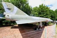 6 - Dassault Mirage IV-A, Savigny-Les Beaune Museum - by Yves-Q