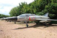 216 - Dassault Mirage IIIB, Savigny-Les Beaune Museum - by Yves-Q