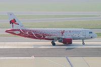 VQ-BCP @ VIE - Rossiya Airbus A319 - by Thomas Ramgraber