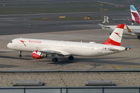 OE-LBB @ VIE - Austrian Airlines Airbus A321 - by Thomas Ramgraber