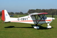 G-CBVY @ X3CX - Parked at Northrepps. - by Graham Reeve