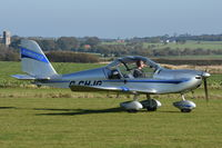G-CHJG @ X3CX - Just landed at Northrepps. - by Graham Reeve