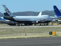 N129TW @ KMZJ - Seen at Pinal Airpark near Marana, AZ - by Daniel Metcalf