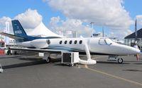 N10EG @ KORL - Cessna 550